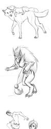 Sketchbook dump by Blind-Beloved