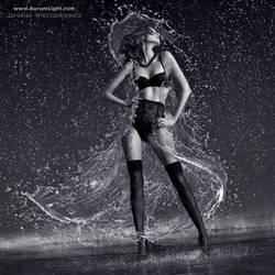The Water Cloak by Jaroslav-AurumLight