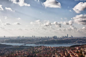 Istanbul by bunyaminsalman