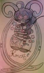 Koneko  by KittyMitsuamaya