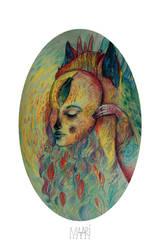 mask by Ferruti