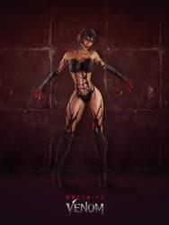 My Venom version body 1 by Sombra1717