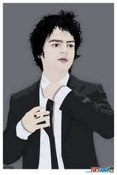 Jamie Cullum - Vector Artwork by sovoboys