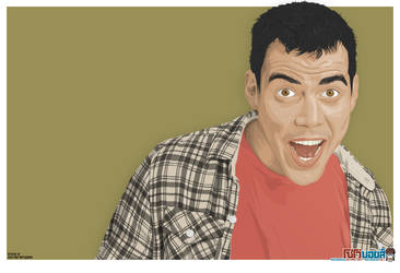 Steve-O - Vector Artwork by sovoboys