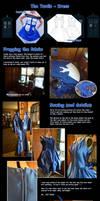 The Tardis - Dress ~WIP~ v.2 by arashkya