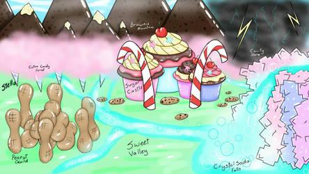 Sweet Valley by xStellaXx