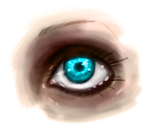 Eye Practice by xStellaXx