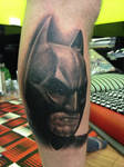 I'm Batman by tattoogari
