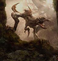 Predator by aaronsimscompany