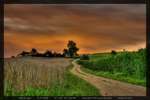 HDR at Night by D-32