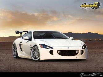 Maserati GT-S by Dupas02Designer