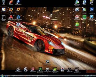 Desktop by Dupas02Designer