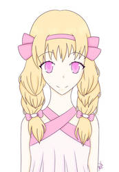 CP: Naomi-Hikari by hannahNg