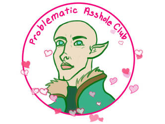 Solas is Problematic by Lunitaire