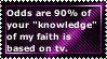 Faith and the Media by Biog33k