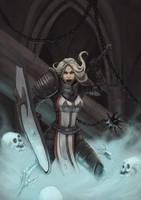 Diablo 3 RoS Fanart by Rucalok