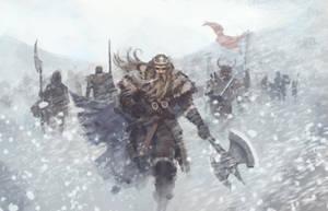 King Vorgok Sketch by Rucalok