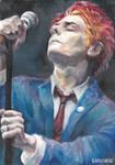 Gerard Way by gentlecheese