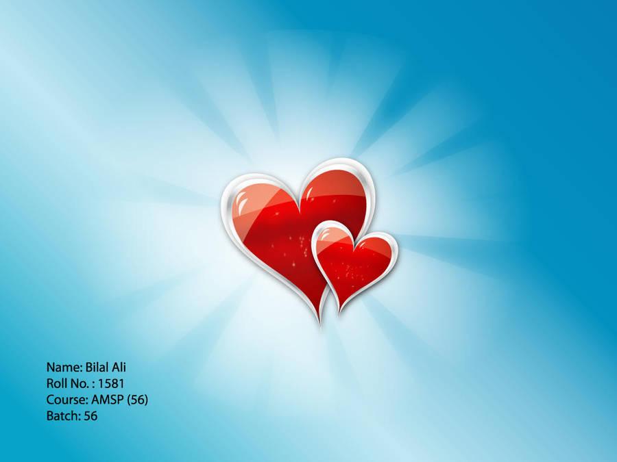 vector heart by bilalstunning