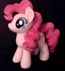 Pinkie Pie Plush by EquestriaPlush