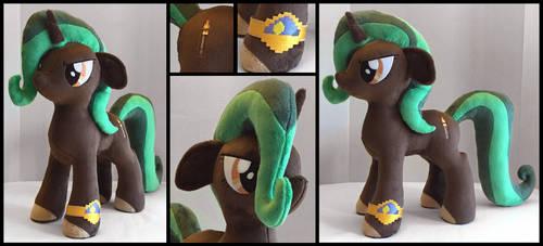 Lightstruck Plush by EquestriaPlush