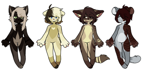 Adopts [CLOSED] by Mitchievously
