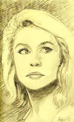 Elizabeth Montgomery by starshield