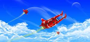 flight by ruukle