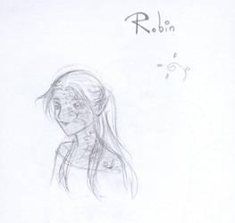 And more Robin by MayaMinamoto