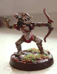 Da Ugly Unz - archer close up by MayaMinamoto