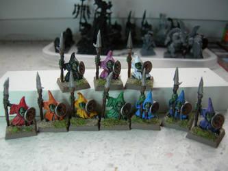 Army of Darknezz by MayaMinamoto