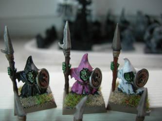 Army of Darknezz close up 1 by MayaMinamoto