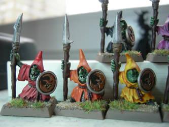 Army of Darknezz close up 2 by MayaMinamoto