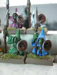 Army of Darknezz close up 4 by MayaMinamoto