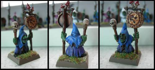 Goblin musician by MayaMinamoto