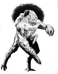 Kaiju No. 19 by vsqs