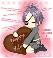 Chrome's Late Valentine by tsukkaomi