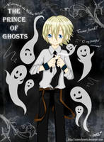 The Prince of Ghosts by tsukkaomi