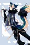 CM: Shain by tsukkaomi