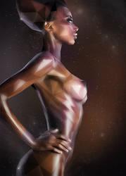 LA VELLE: BLACK HOLE by gartier