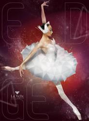 LA VELLE: DANCE OF EDGES by gartier