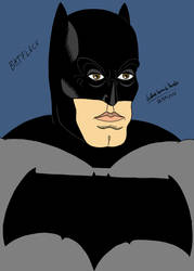 Batfleck by GustavoMorales