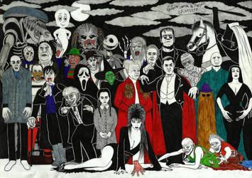 Halloween by GustavoMorales