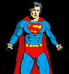 Superman by GustavoMorales