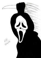 Ghostface by GustavoMorales