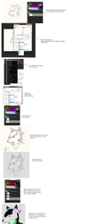 How I color by AnimalLarsen