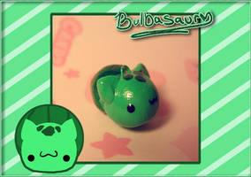 .:Bulbasaur:. by PhantomCarnival