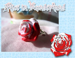 .:Painting Roses Red Ring:. by PhantomCarnival