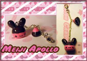 .:Meiji Apollo Candy Charm:. by PhantomCarnival