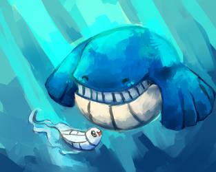 Underwater by malloweater